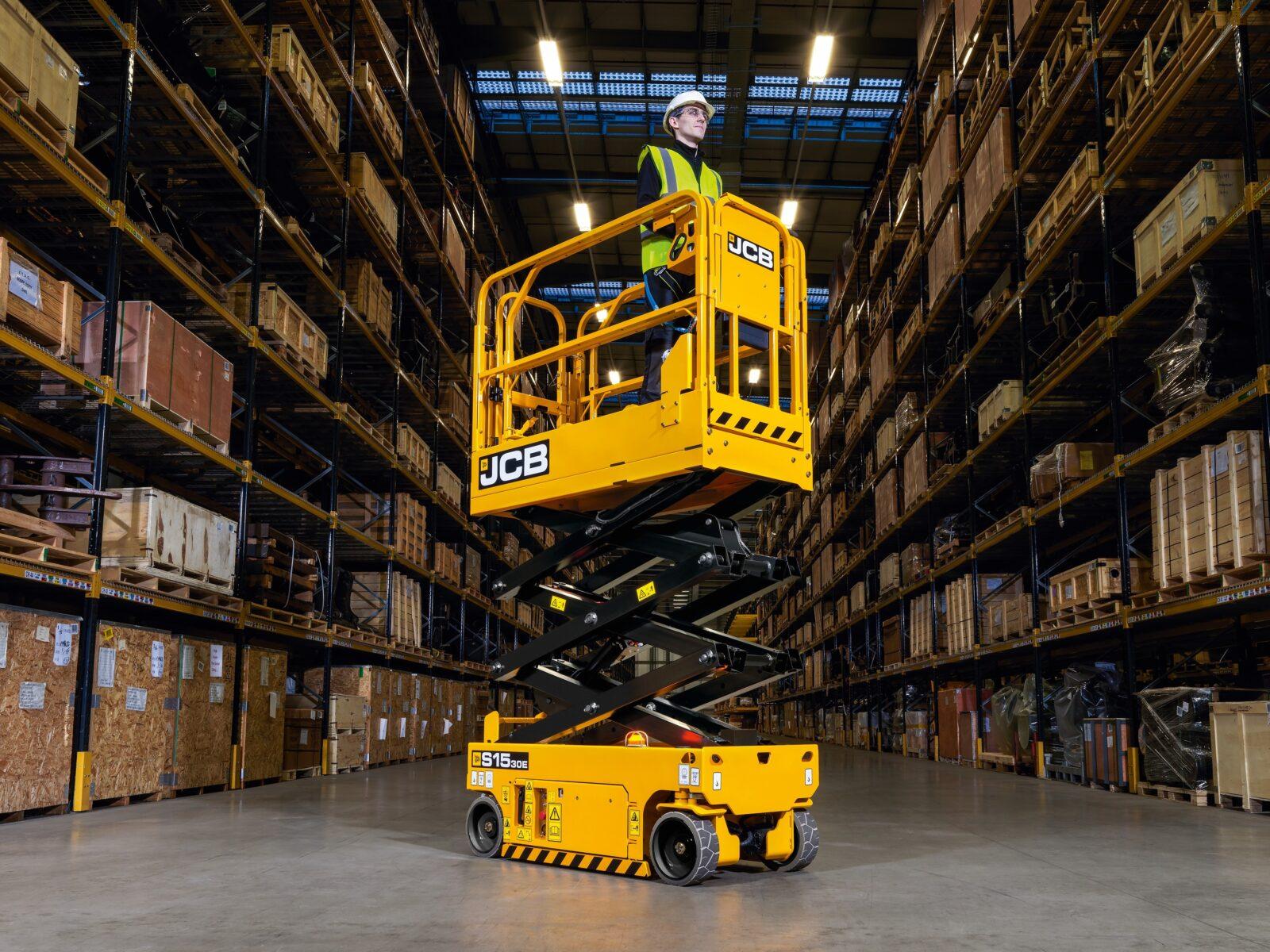 JCB S1530E hoogwerker