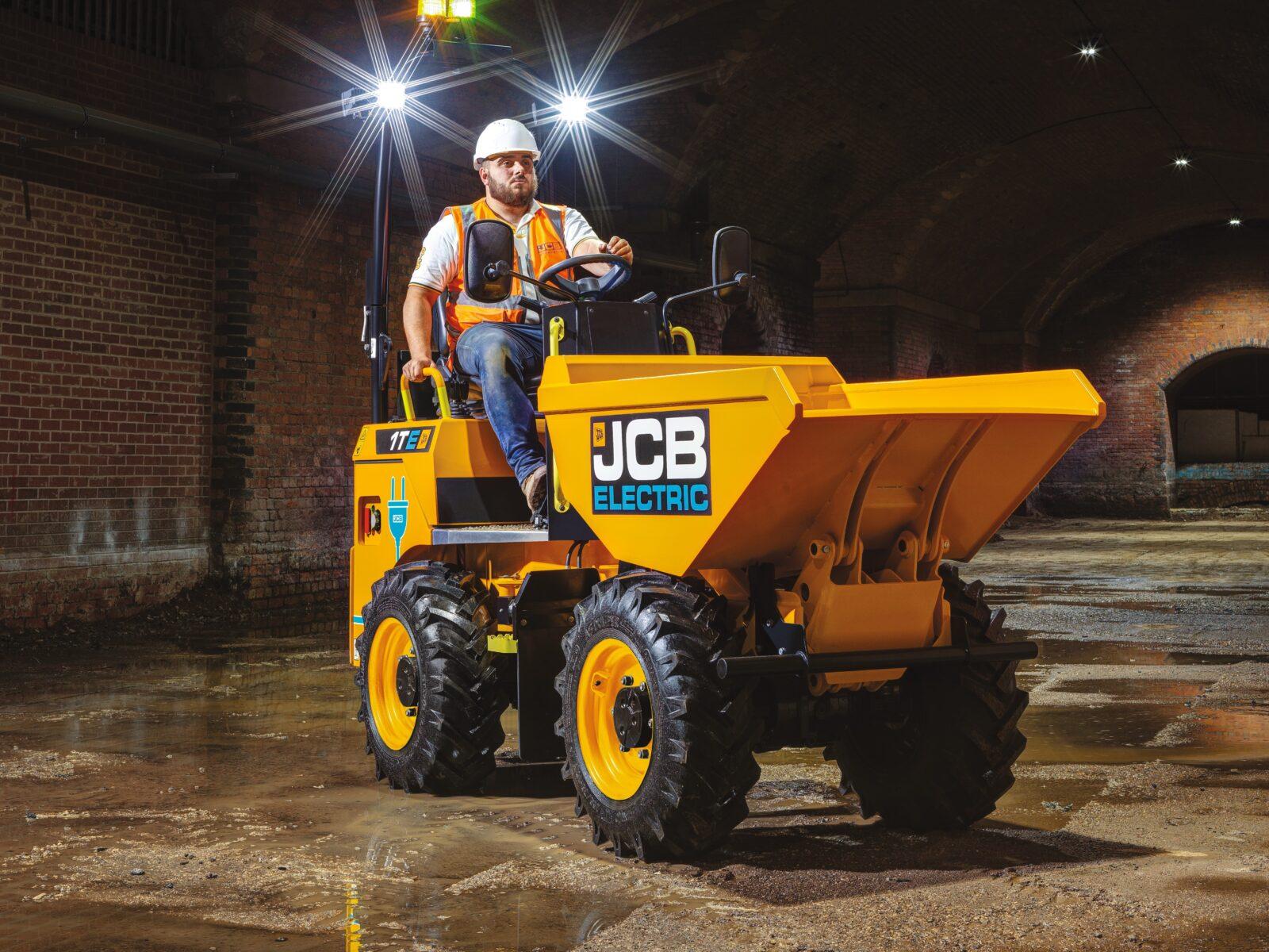JCB 1T-ETECH