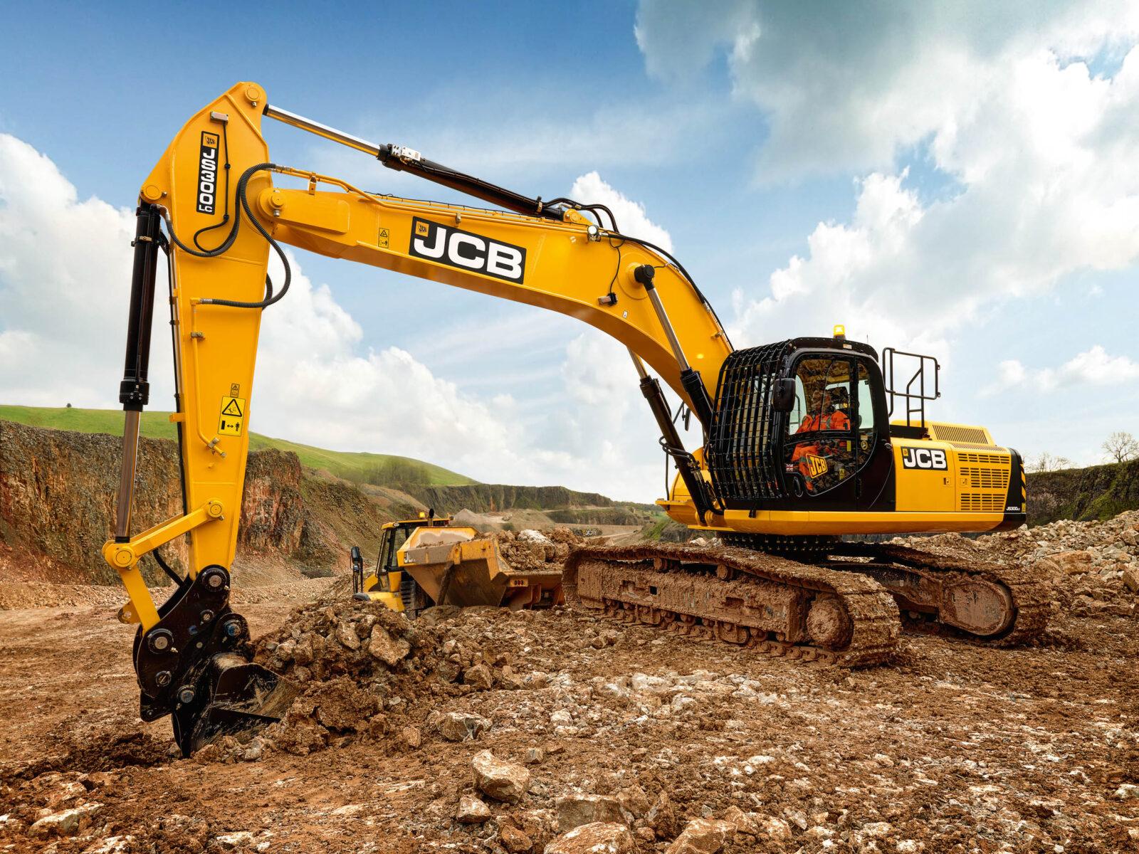 JCB 300LC