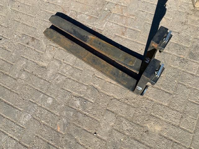 Palletvork minishovel