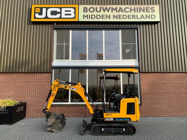 JCB 19C-1 E-TECH