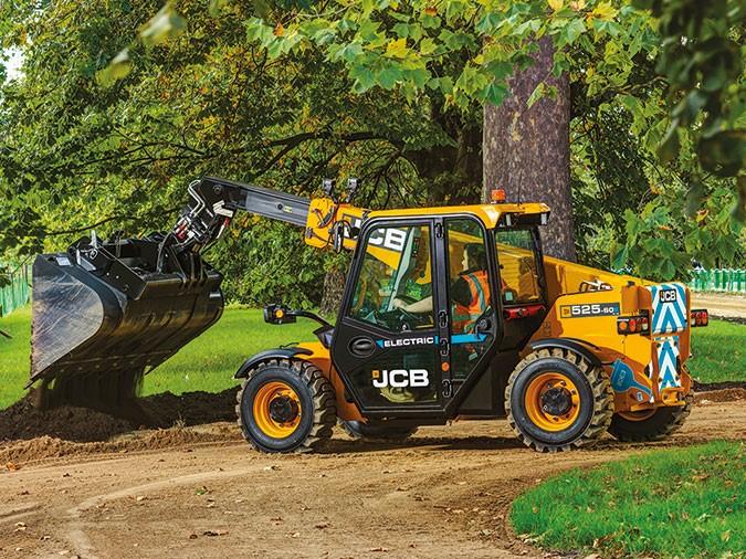 JCB 525-60 ETECH